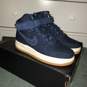 8af708e46dd18 Nike Shoes | Wmns Air Force 1 Hi Se | Poshmark